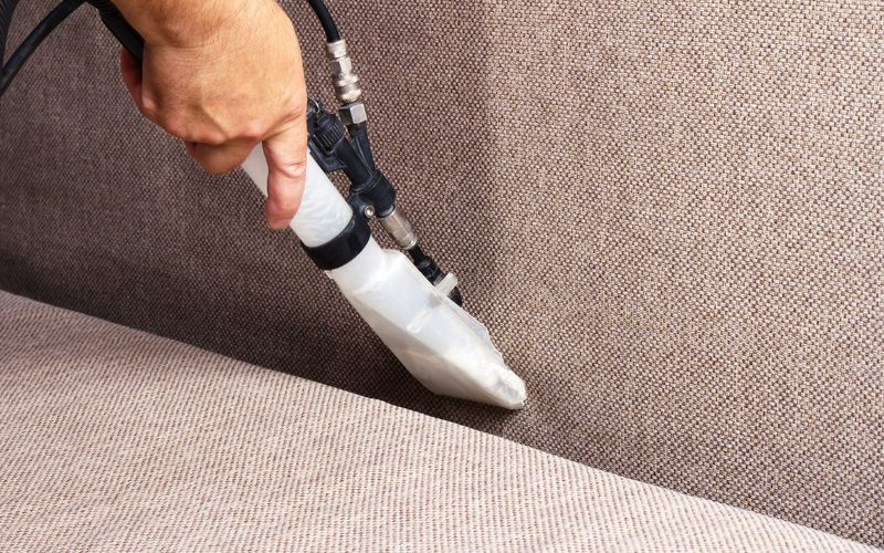 Sofa Expert Cleaner in Upholstery & Fabric Cleaning
